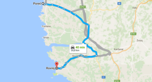 Road Trip Croatie Rovinj