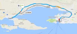 Road Trip Croatie Itinéraire Split