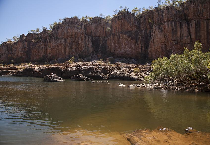 Australie Road Trip Nitmuluk