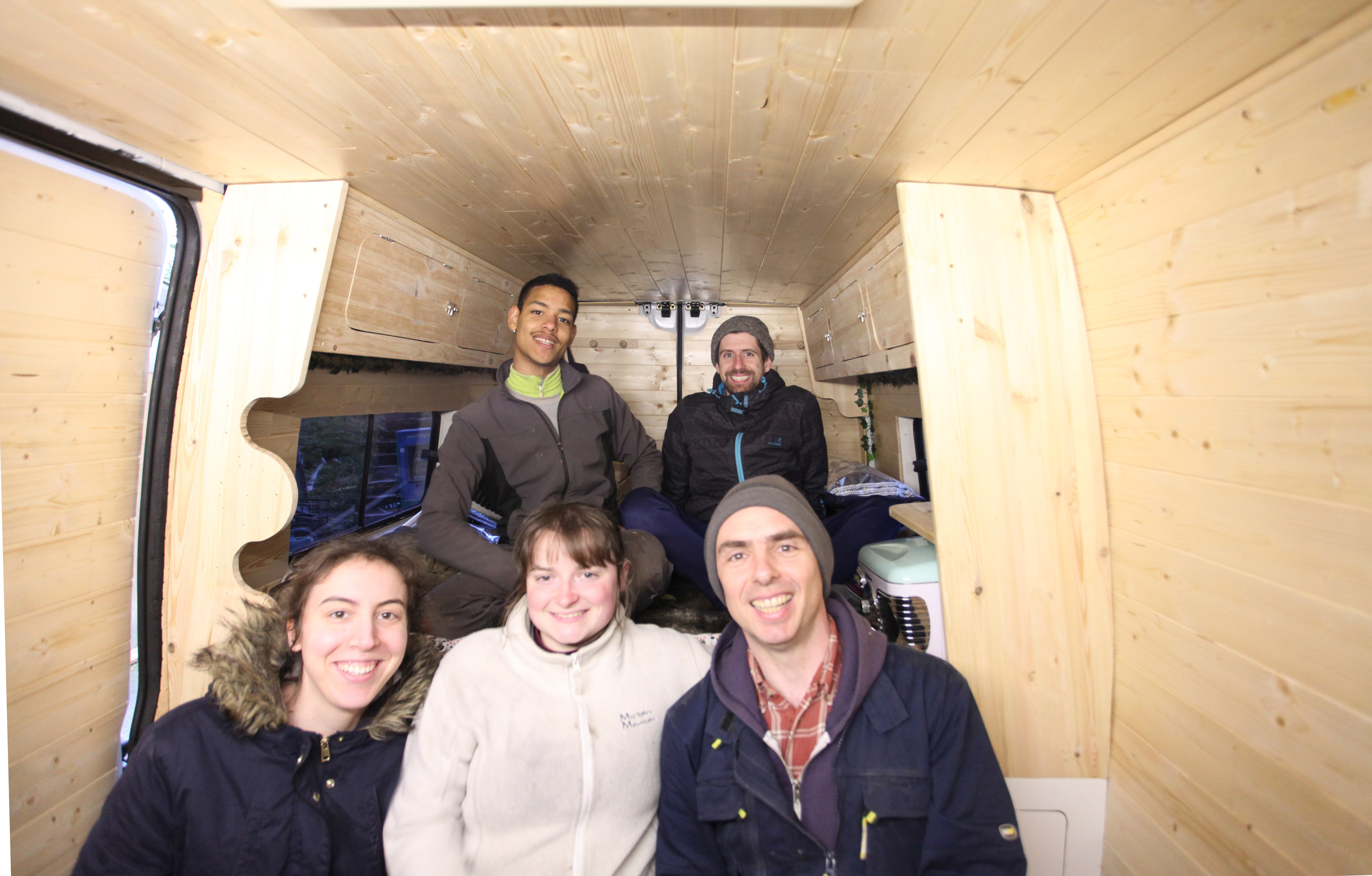 l 39 artisan du voyage am nageur de r ves le van migrateur. Black Bedroom Furniture Sets. Home Design Ideas