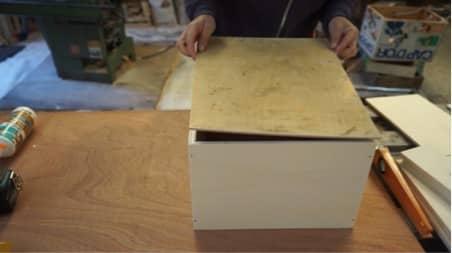 Construction tiroir