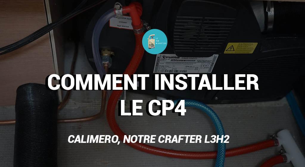 Installer le CP4