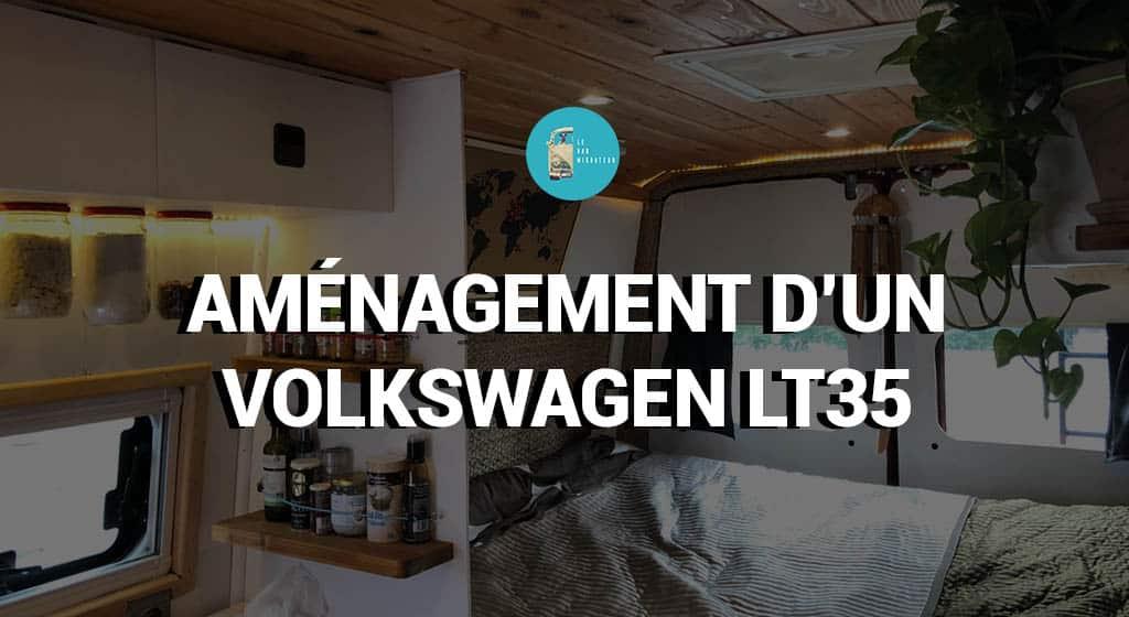 Aménagement d'un Volkswagen LT35