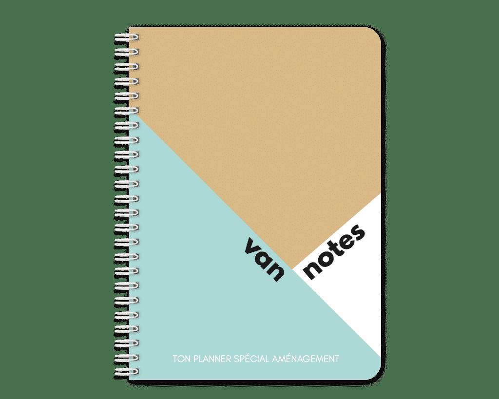 Van Notes 3D Mockup