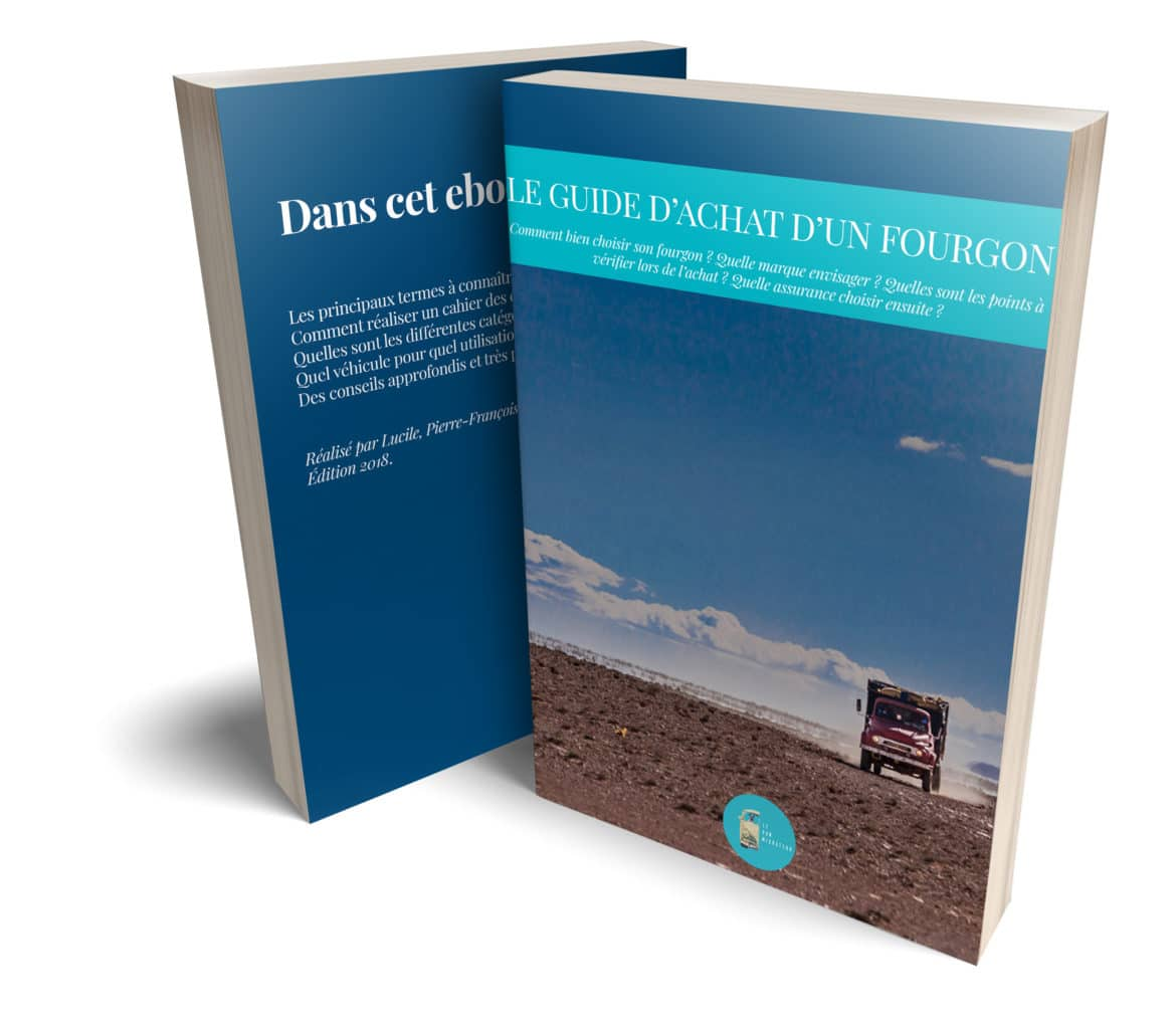 ebook d'achat d'un fourgon d'occasion